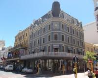 The beautiful buildings of Long Street
