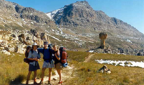 Three Day Adventure in the Cederberg Mountains