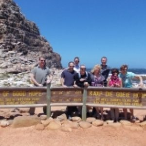 Cape scenic tours guests cape of good hope