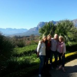 Cape scenic tours guests