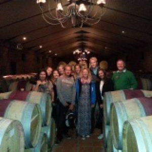 Winelands tour cellars