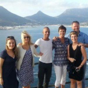 Cape peninsula tour guests Chapmans peak