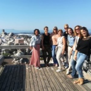 Cape peninsula tour guests