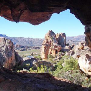 Cederberg cave