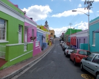 Colourful Bo-Kaap