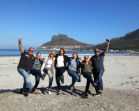 June 2015 at Hout Bay Beach